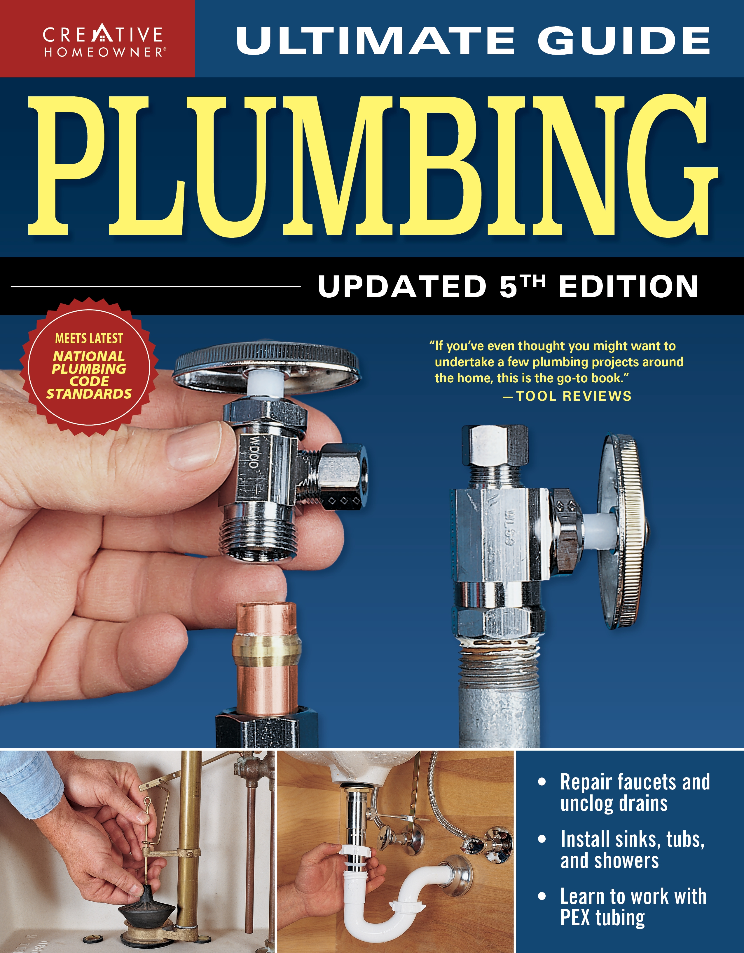 Ultimate Guide: Plumbing, Updated 5th Edition