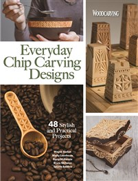 Everyday Chip Carving Designs