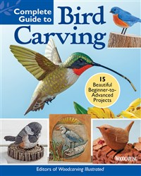 Complete Guide to Bird Carving