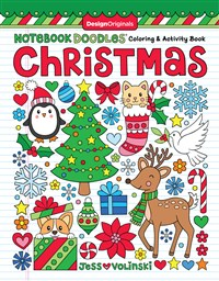 Notebook Doodles Christmas