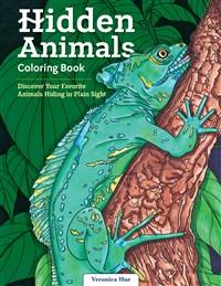 Hidden Animals Coloring Book