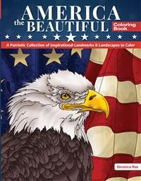 America the Beautiful Coloring Book