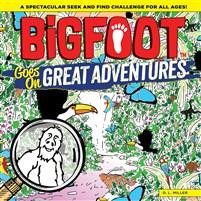 BigFoot Goes on Great Adventures