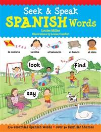 Seek and Speak Spanish Words