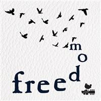 Woodstock Unlined Journal Freedom