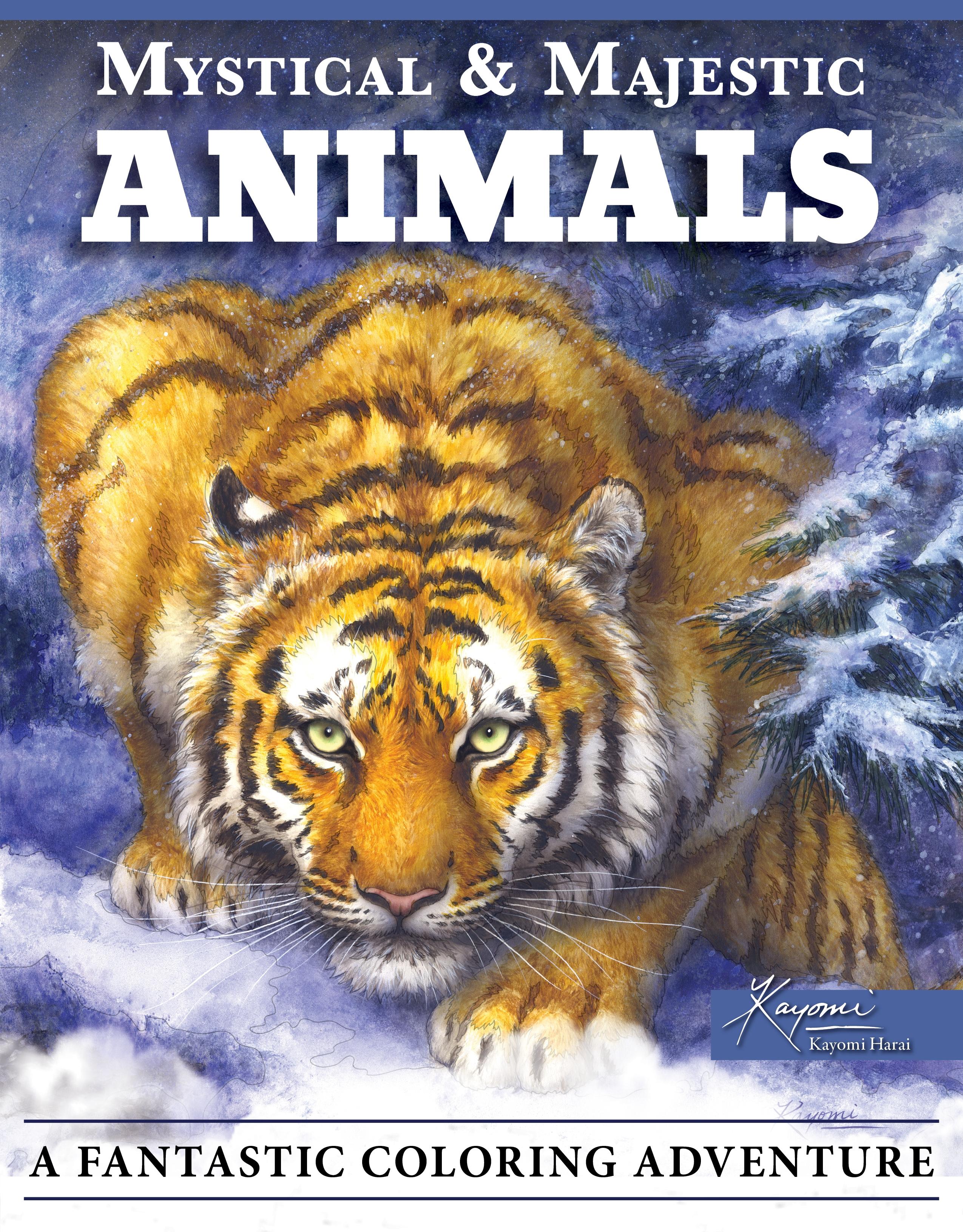 Mystical & Majestic Animals