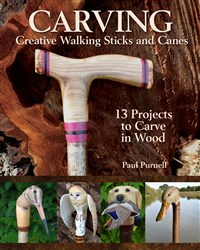 Carving Creative Walking Sticks and Canes