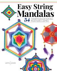 Easy String Mandalas
