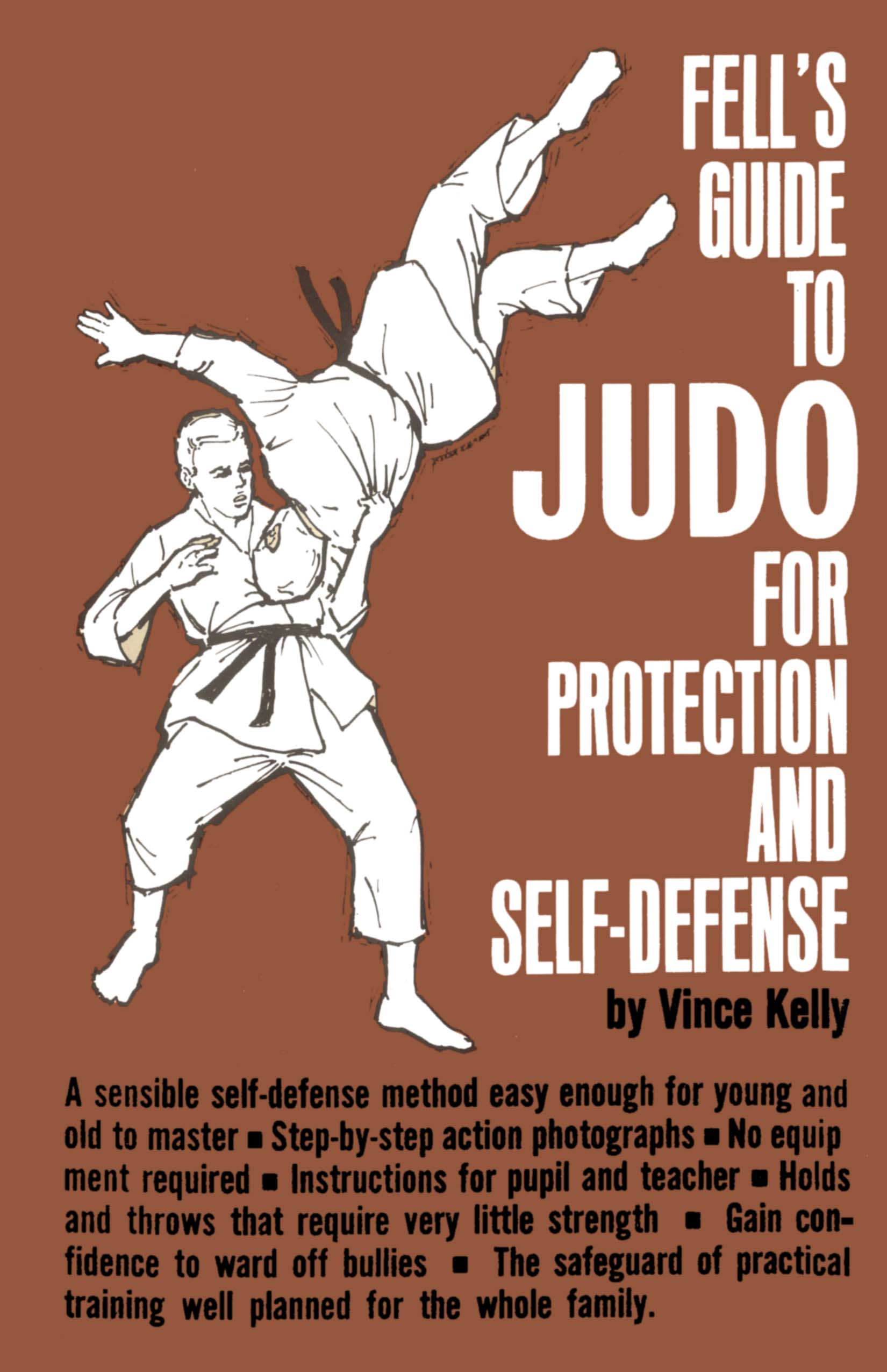 Judo for Protection and Self-Defense