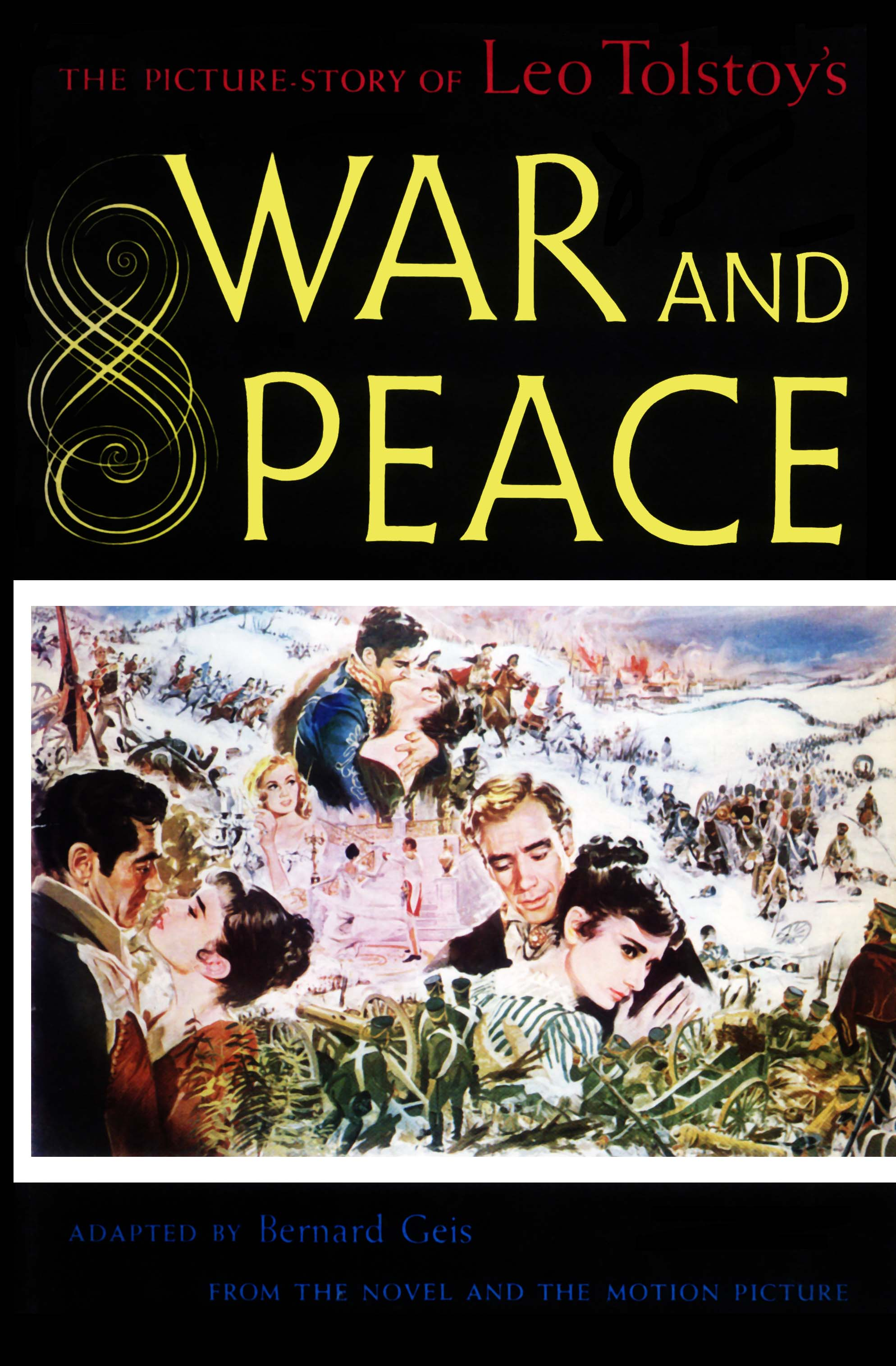 The Picture Story of Leo Tolstoy's War and Peace