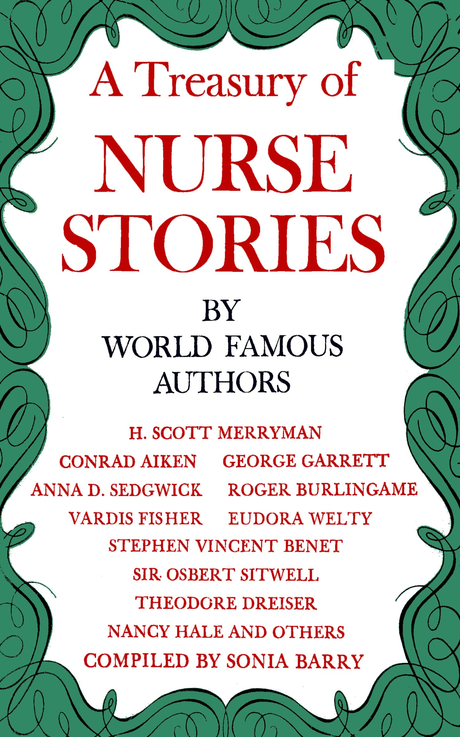 A Treasury of Nurse Stories