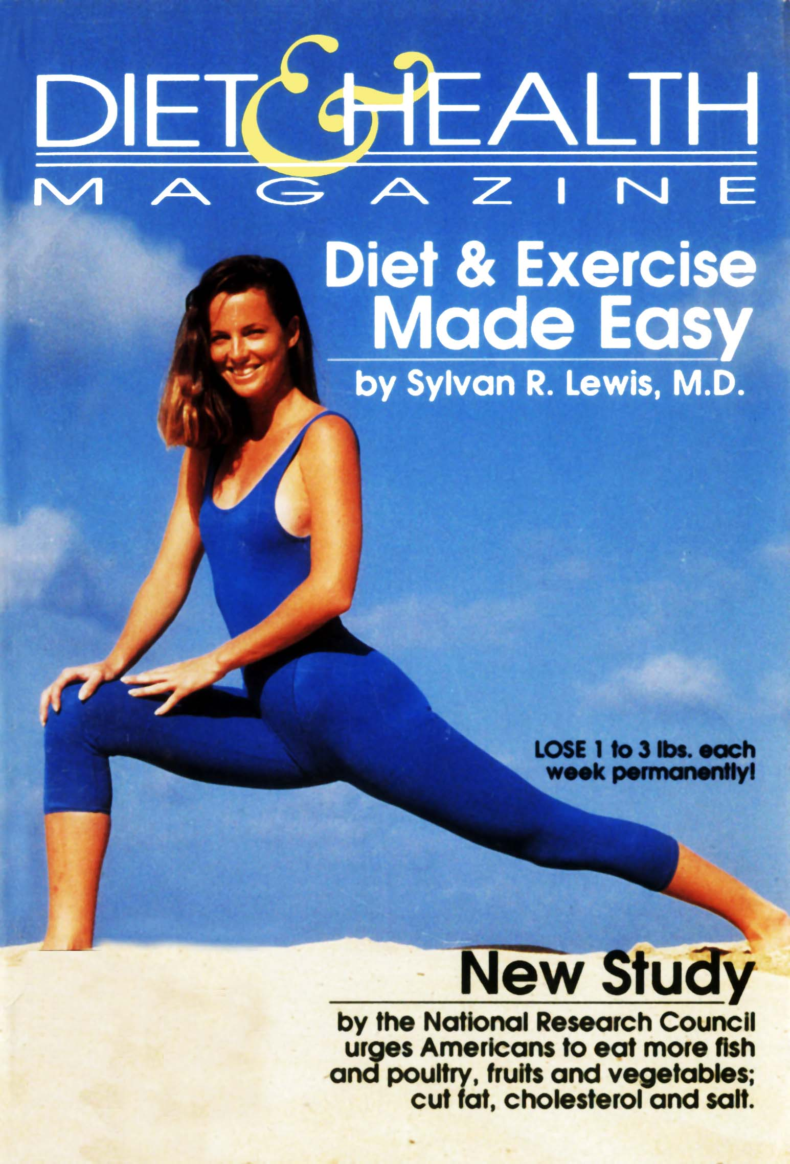 Diet & Exercise Made Easy