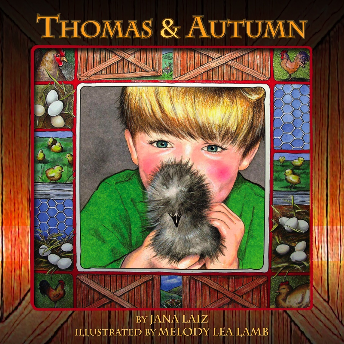 Thomas & Autumn