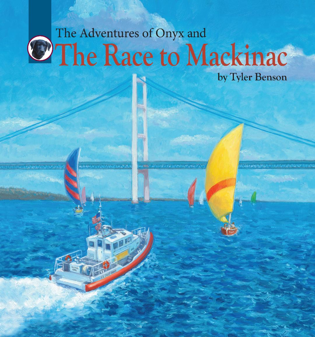 The Adventures of Onyx and The Race to Mackinac