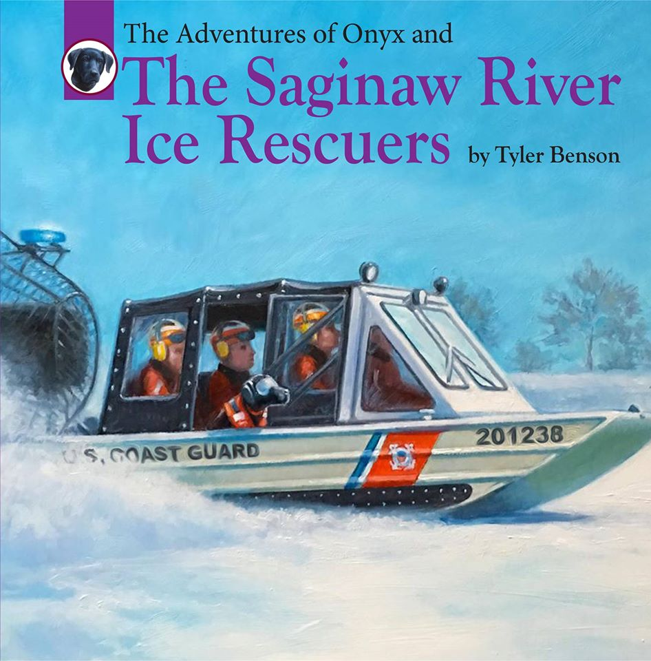 The Adventures of Onyx and The Saginaw River Ice Rescuers