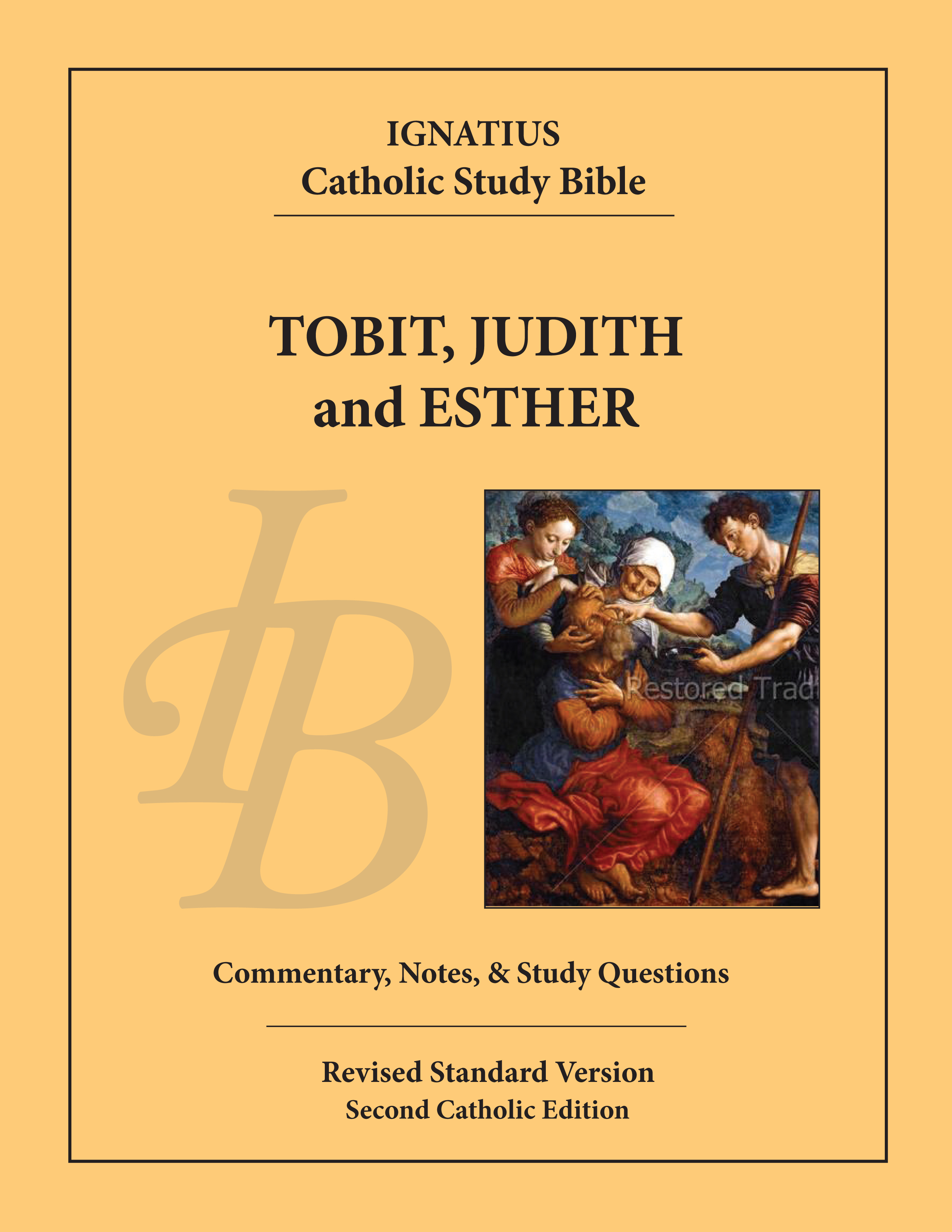 Tobit, Judith and Esther