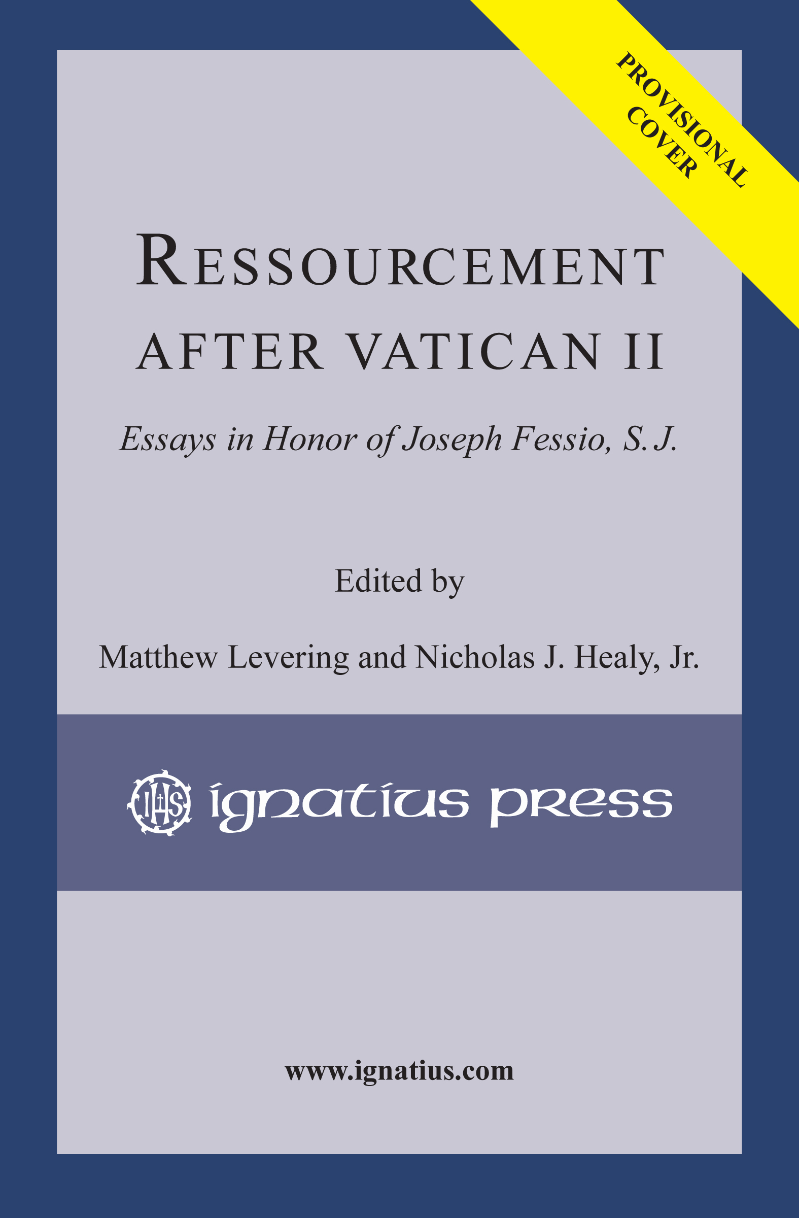 Ressourcement after Vatican II