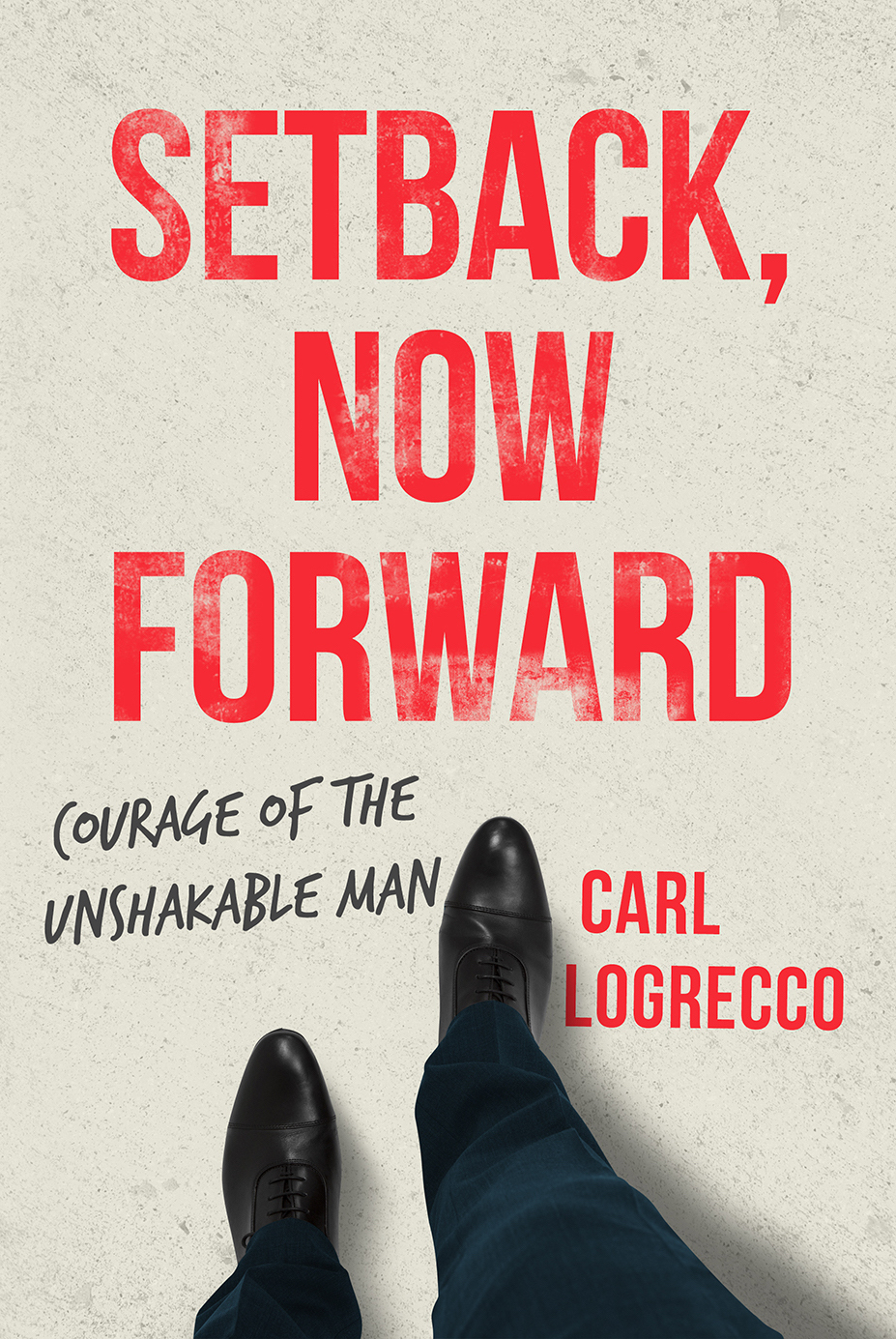 Setback, Now Forward