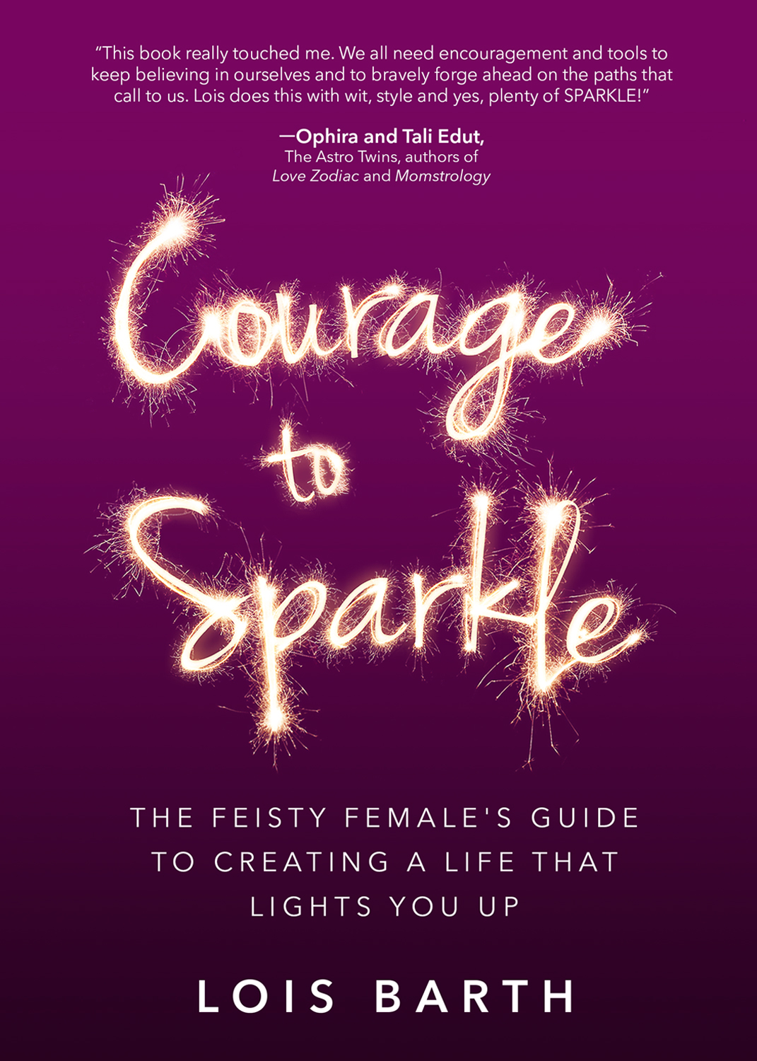 Courage to Sparkle