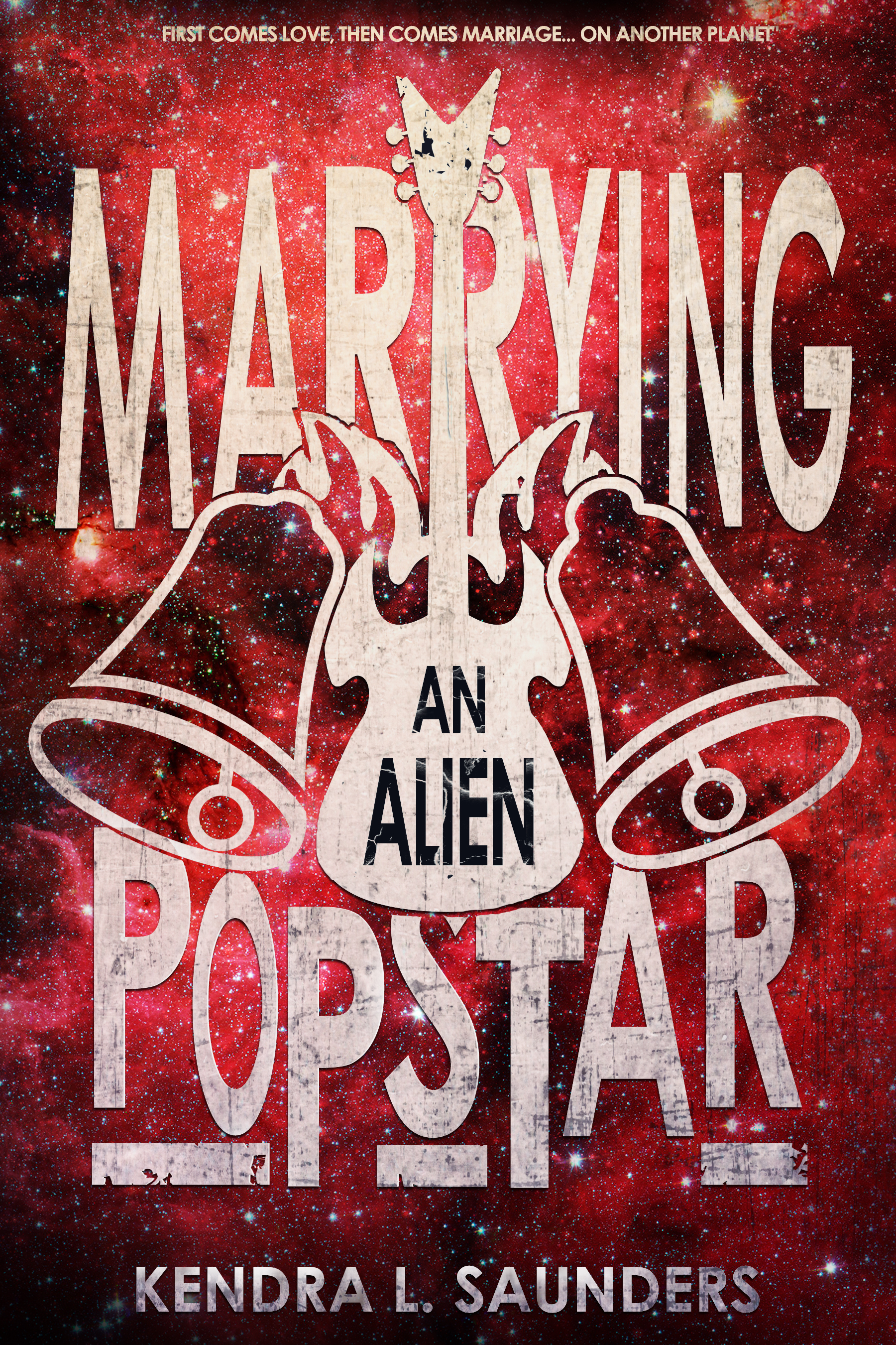 Marrying an Alien Pop Star