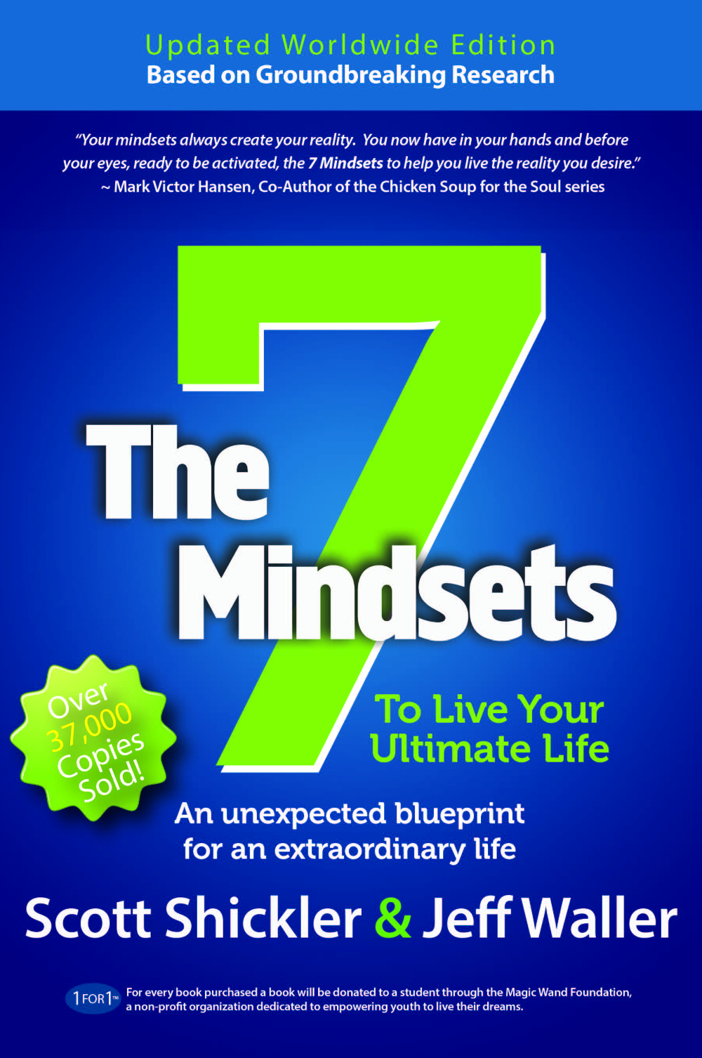 The 7 Mindsets: Updated Worldwide Edition