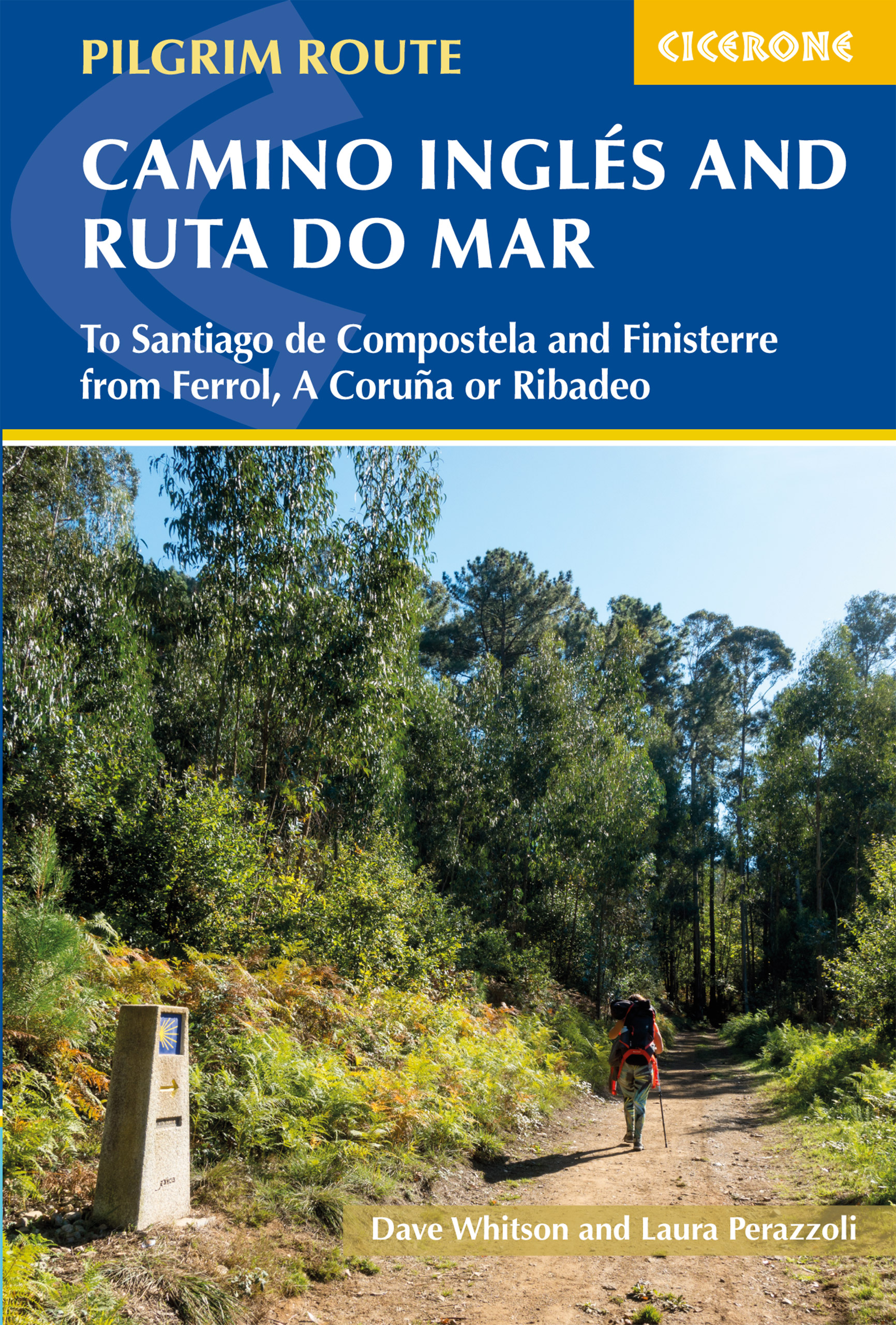 Camino Inglés and Ruta do Mar