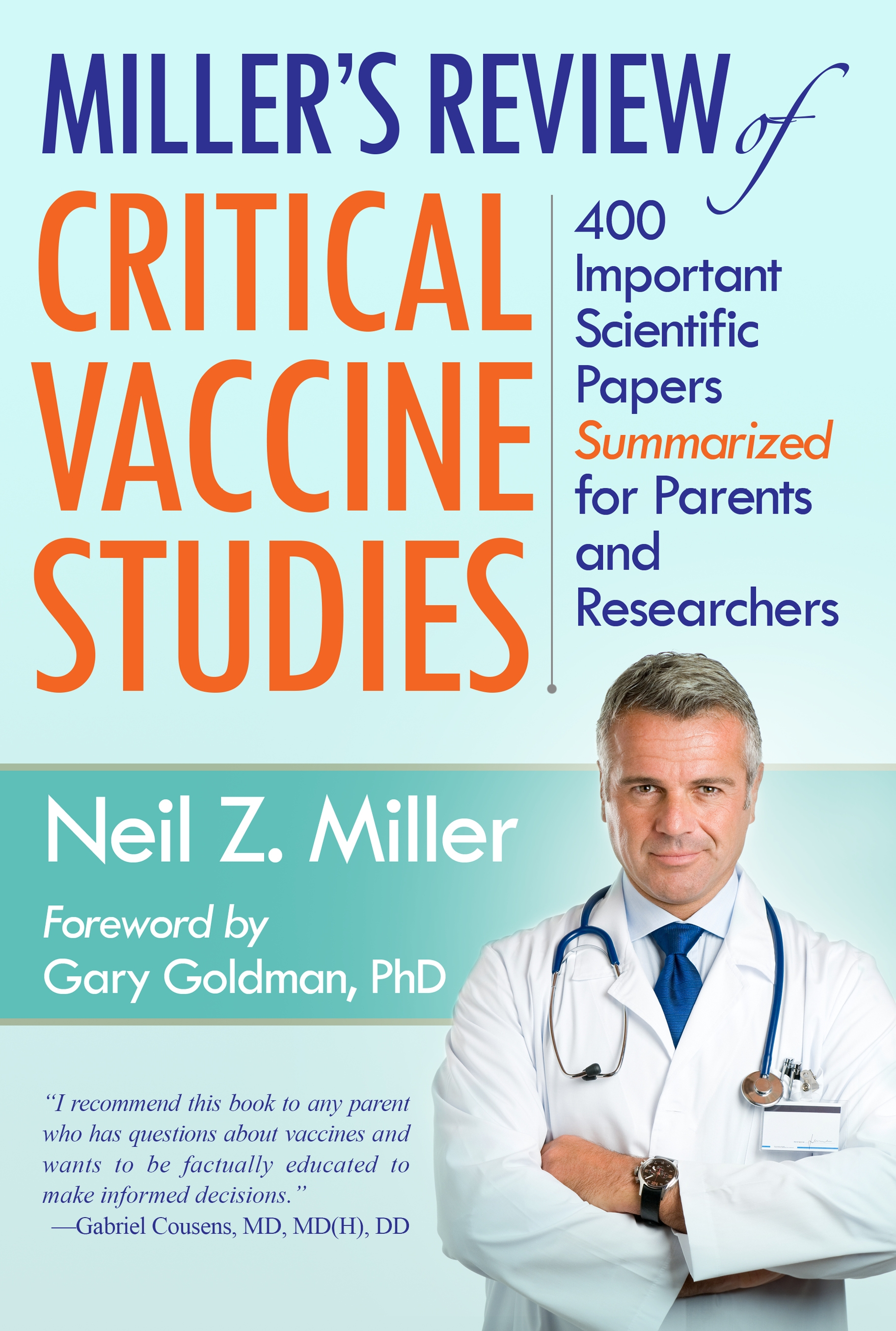 Miller's Review of Critical Vaccine Studies