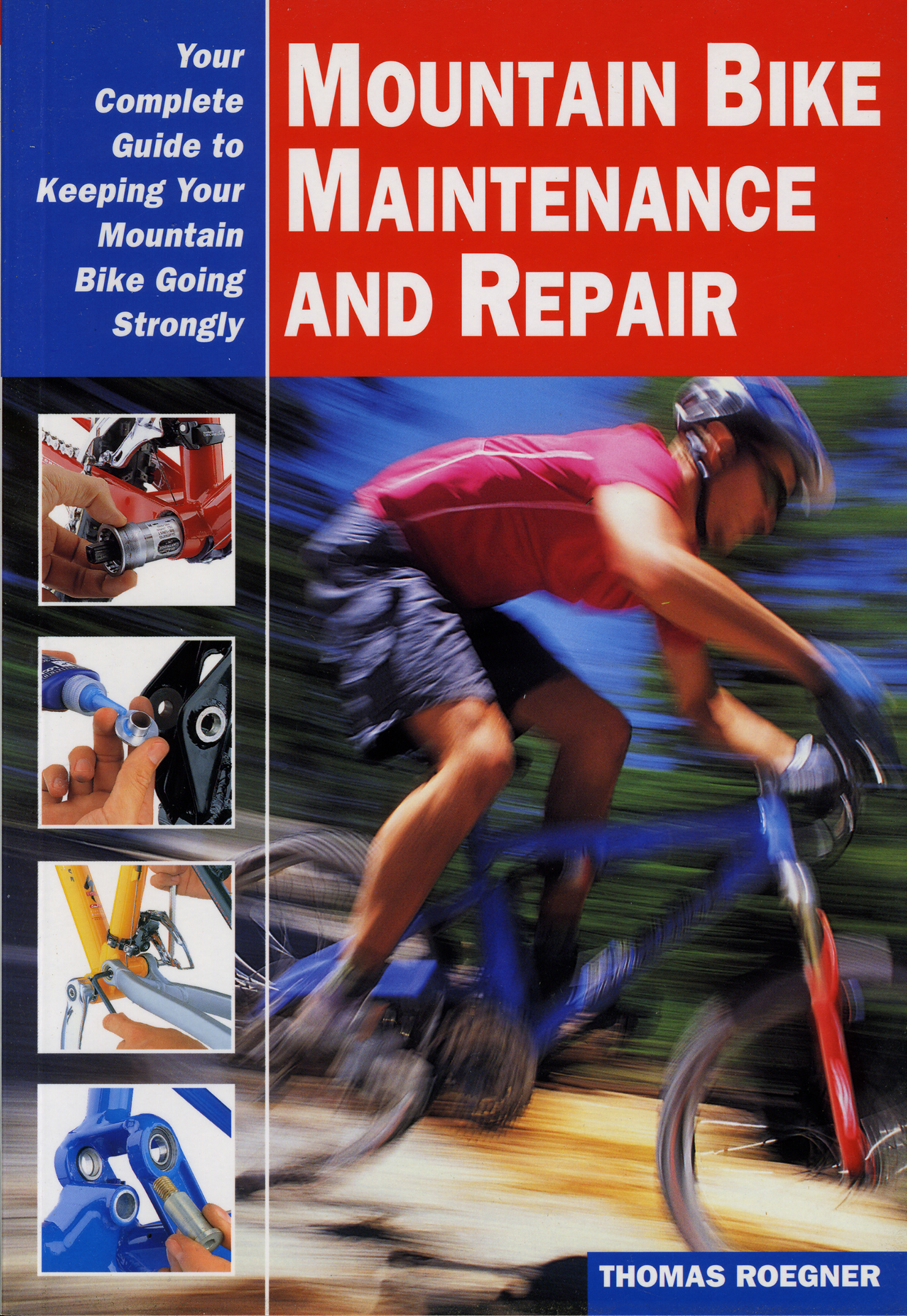 Mountain Bike Maintenance and Repair
