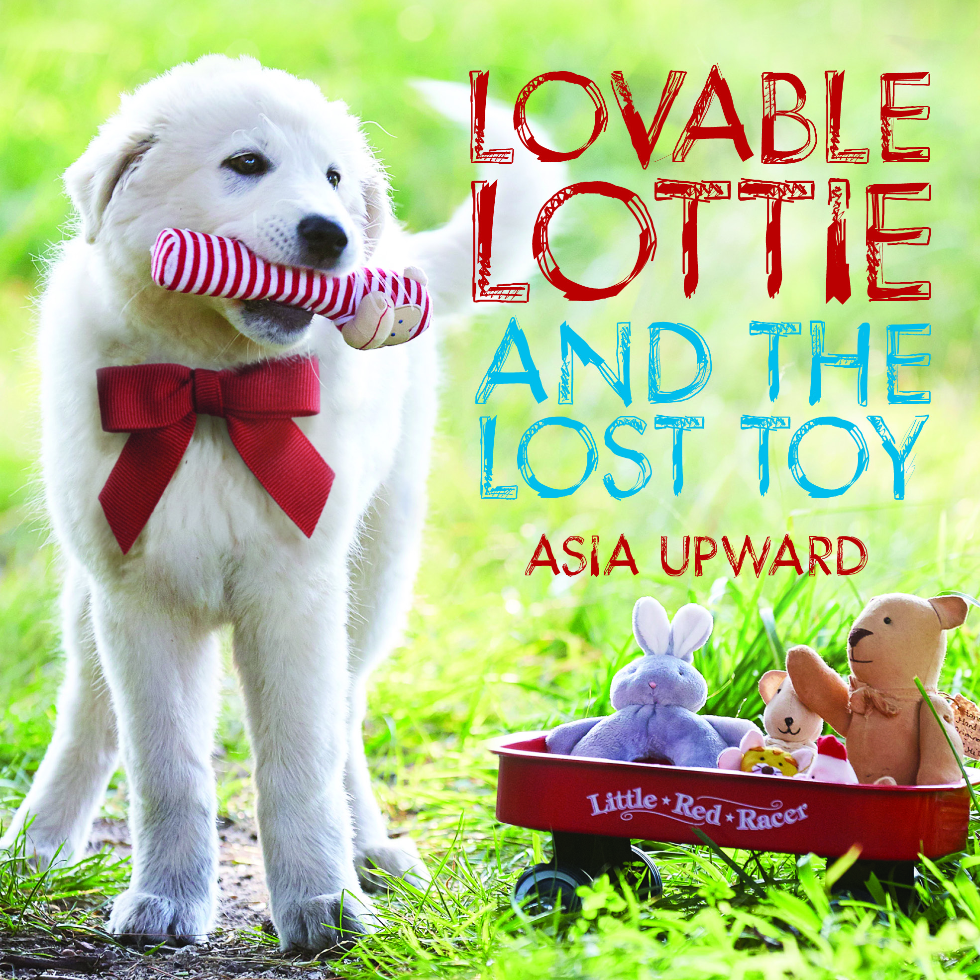 Lovable Lottie & The Lost Toy