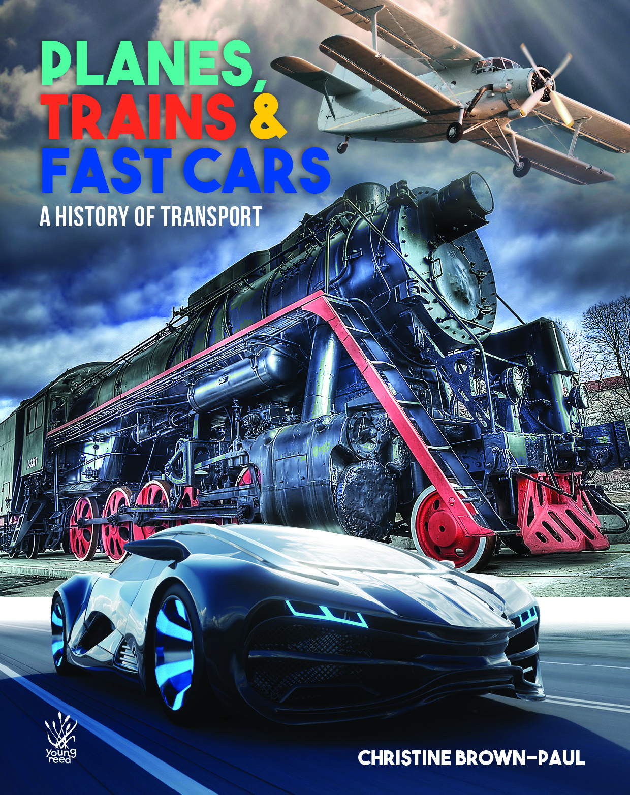 YR: Planes, Trains & Fast Cars