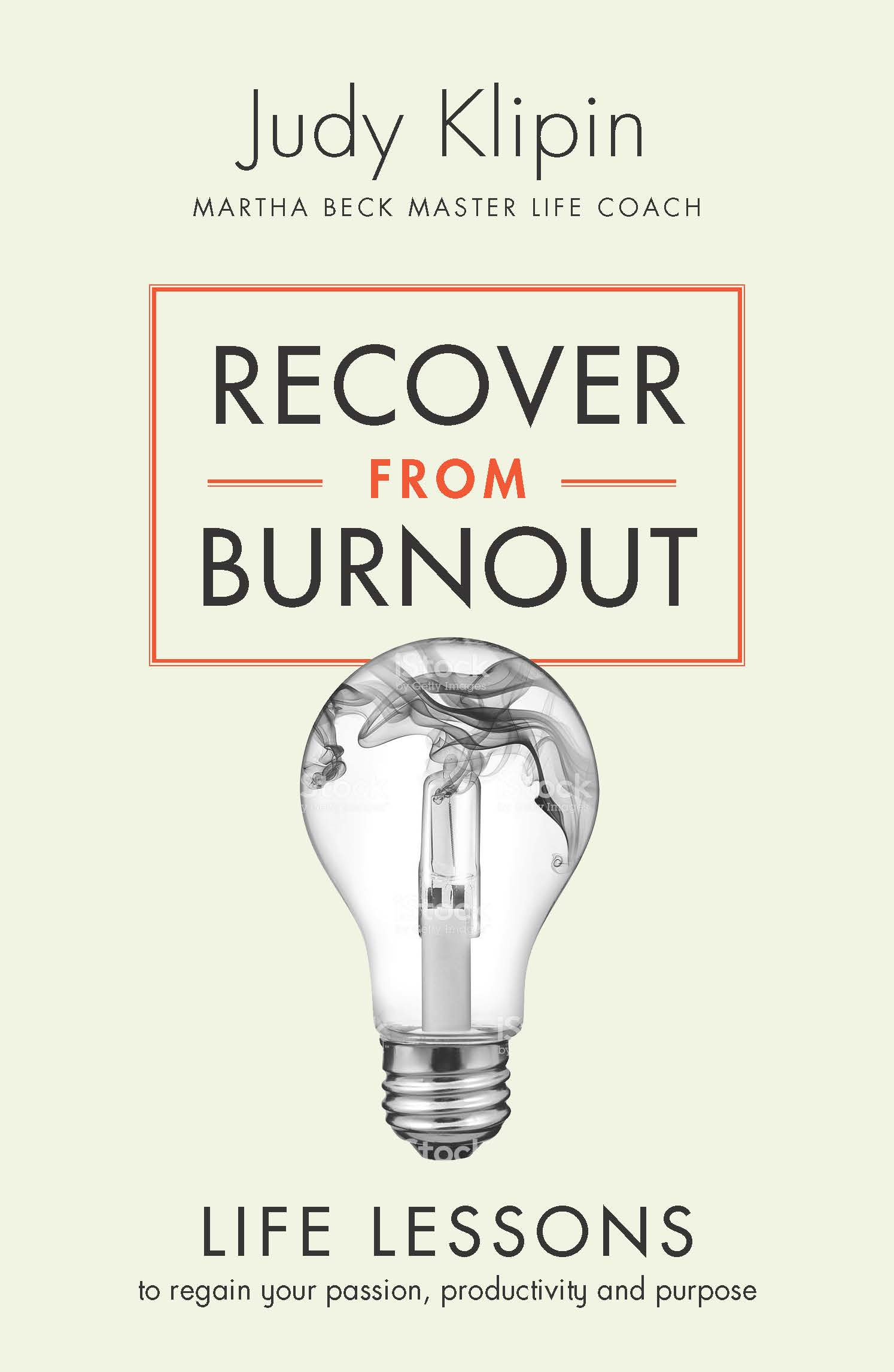 Recover from Burnout