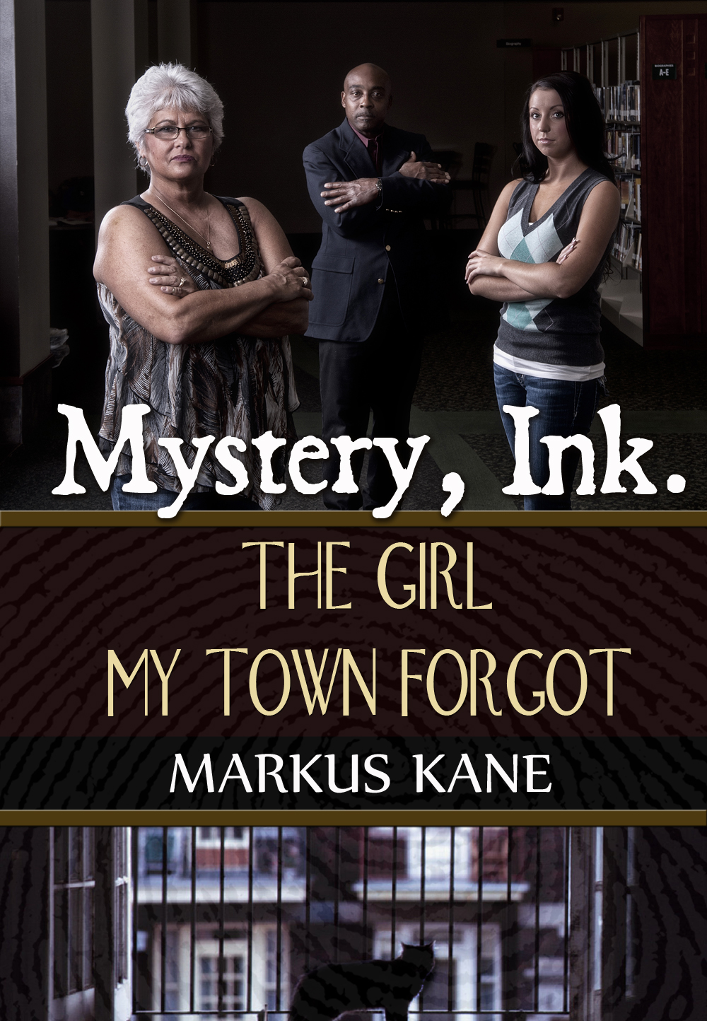 Mystery, Ink.: The Girl My Town Forgot
