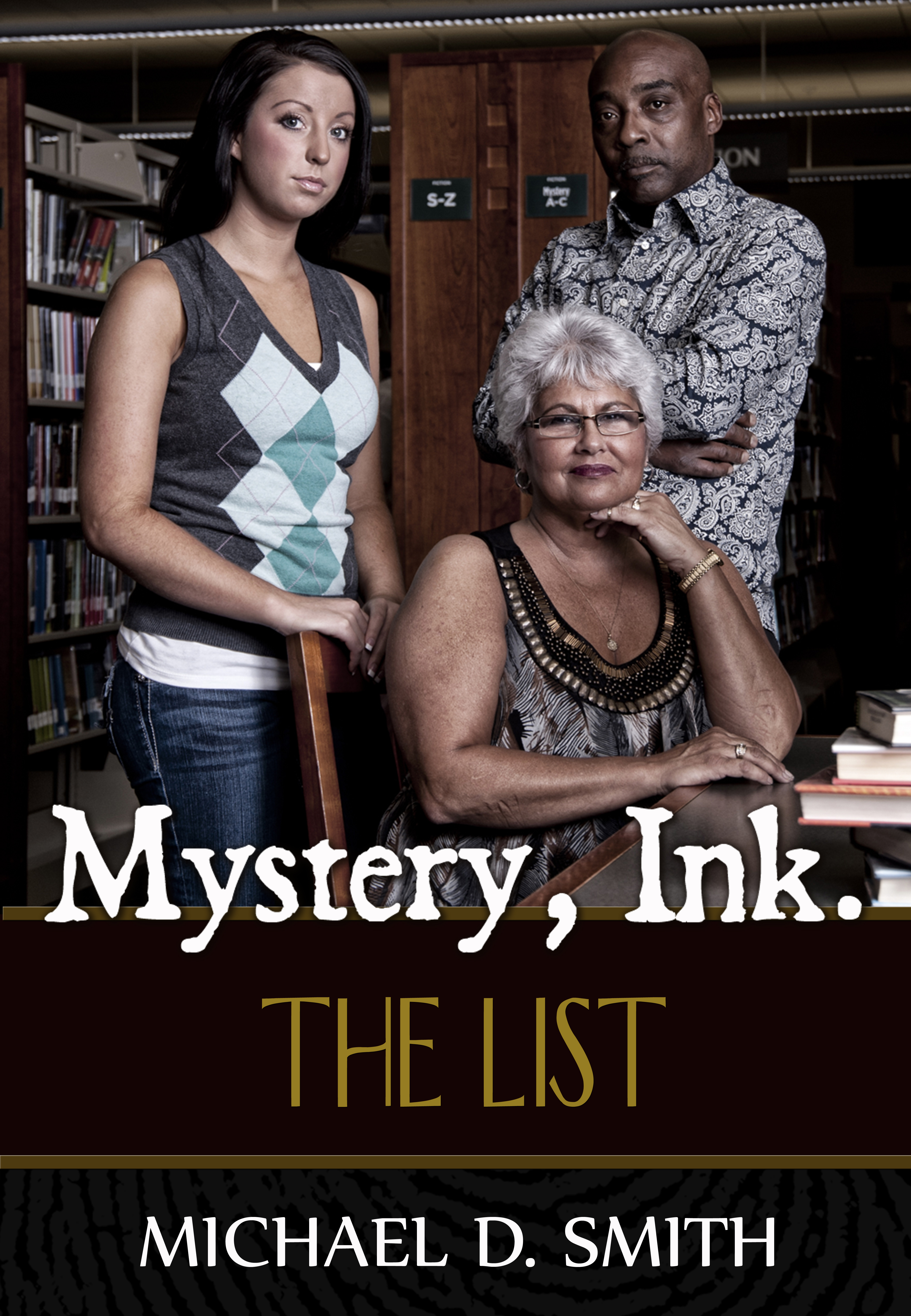 Mystery, Ink.: The List