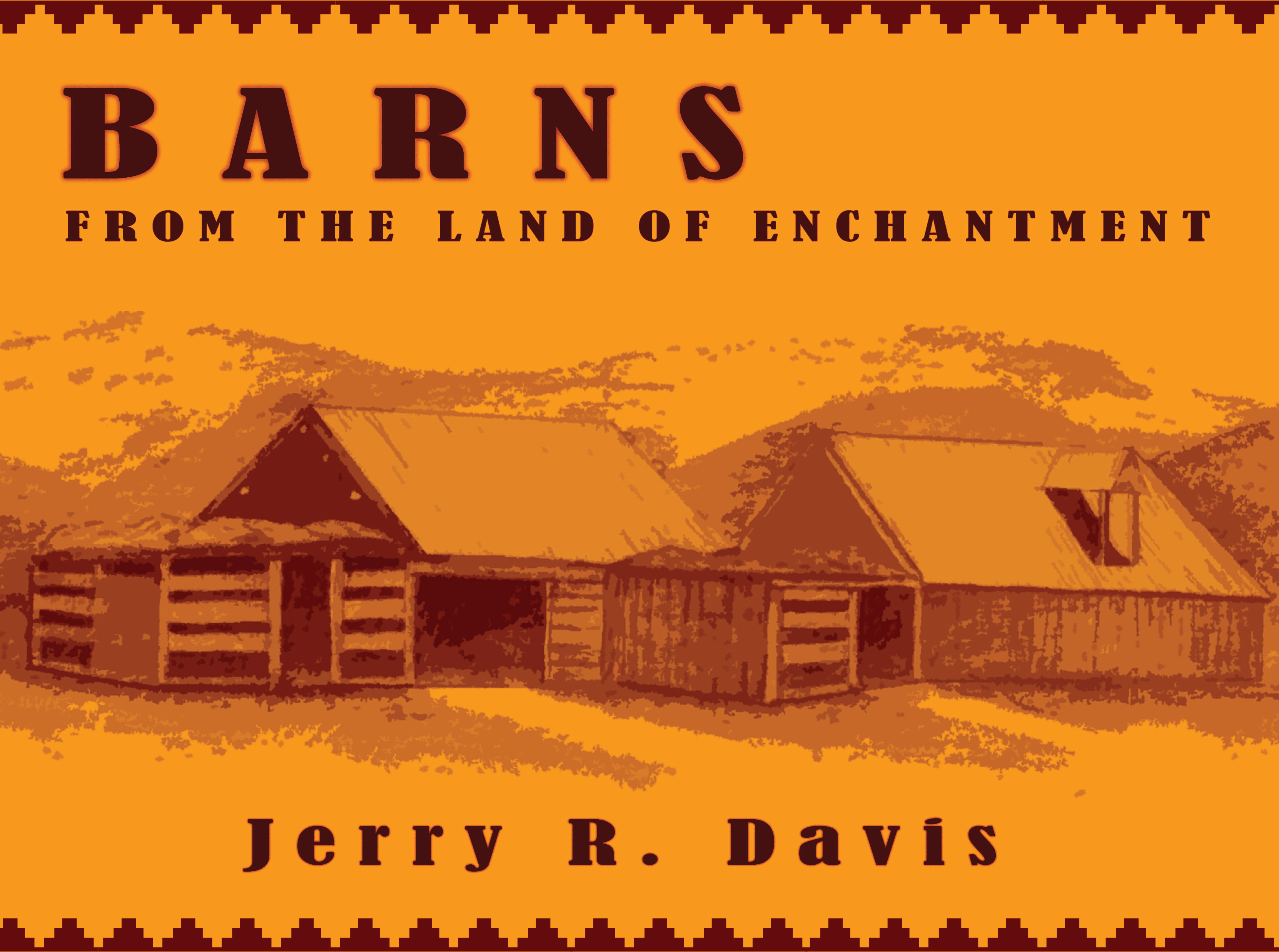 Barns from the Land of Enchantment