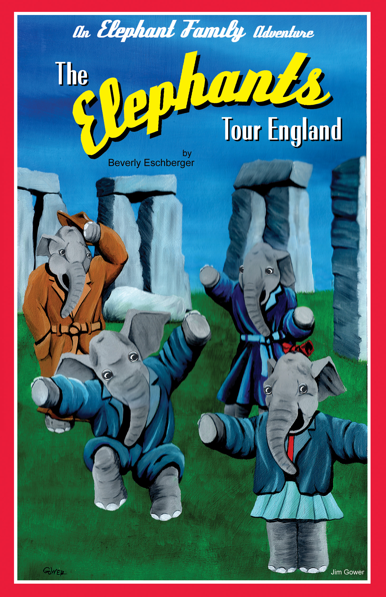 The Elephants Tour England
