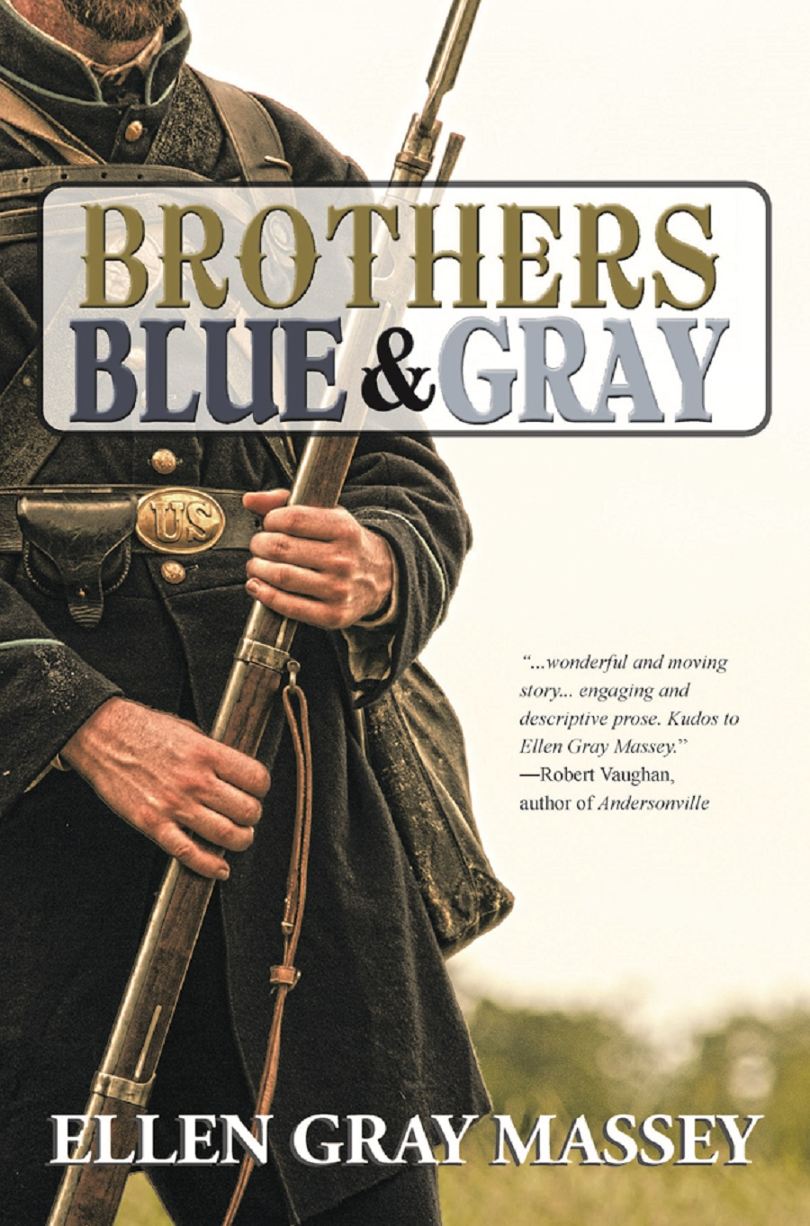 Brothers, Blue & Gray