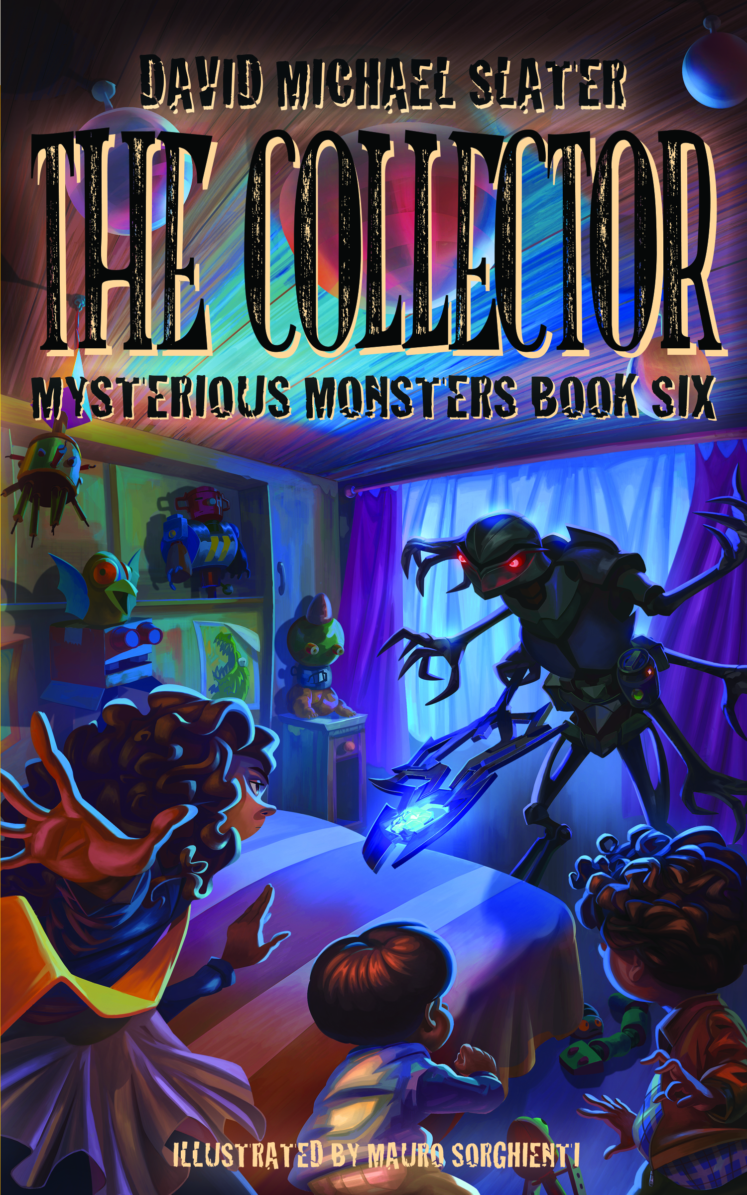 The Collector: Mysterious Monsters (book six)
