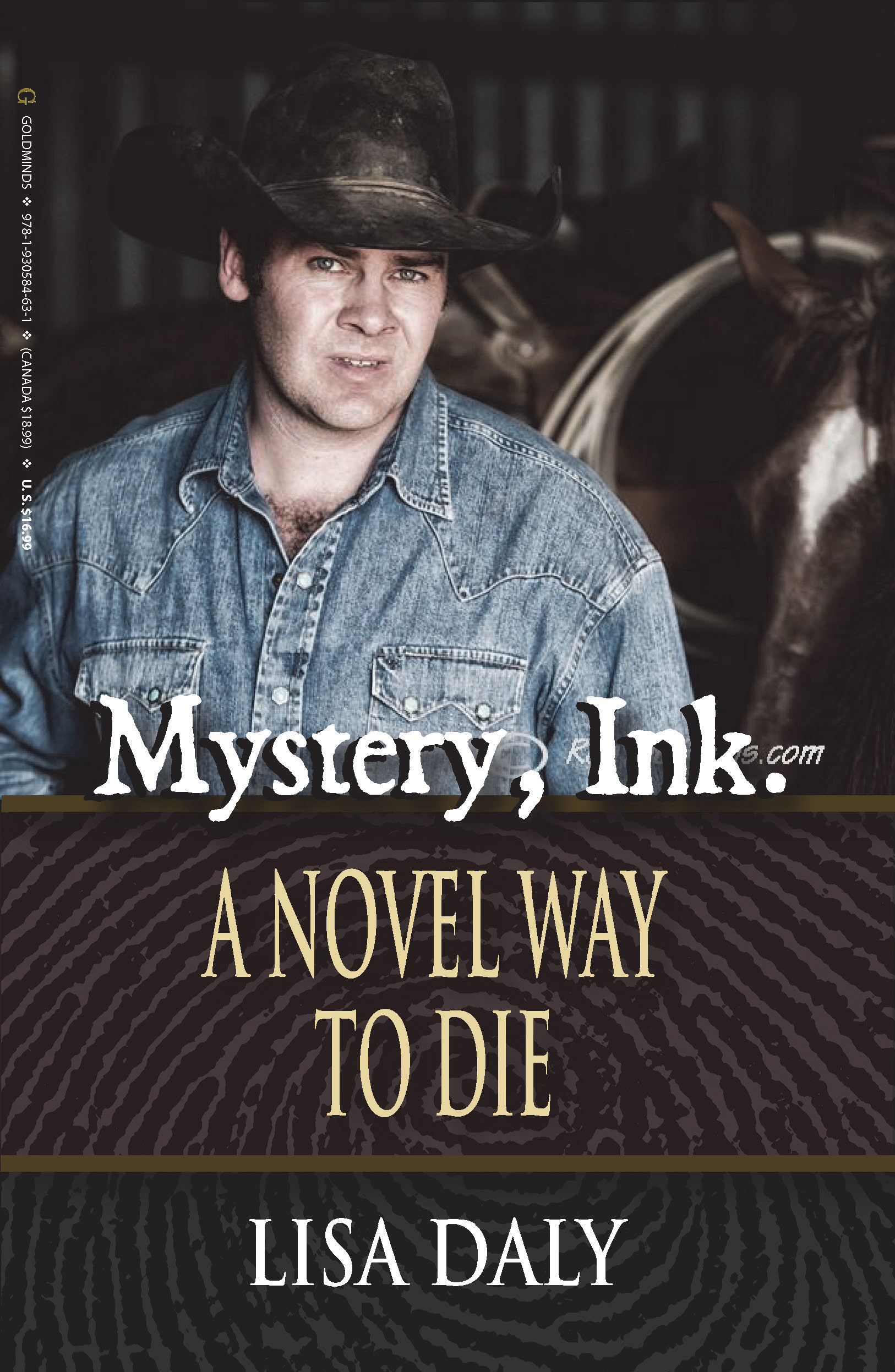 Mystery, Ink.: A Novel Way to Die