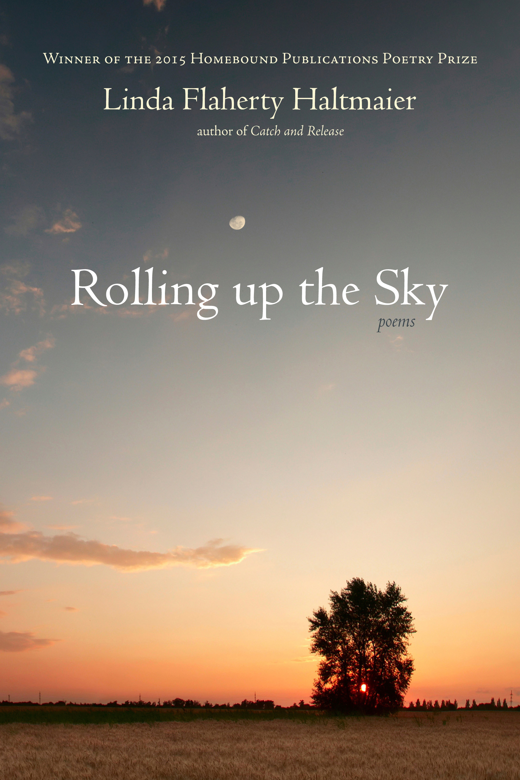 Rolling up the Sky