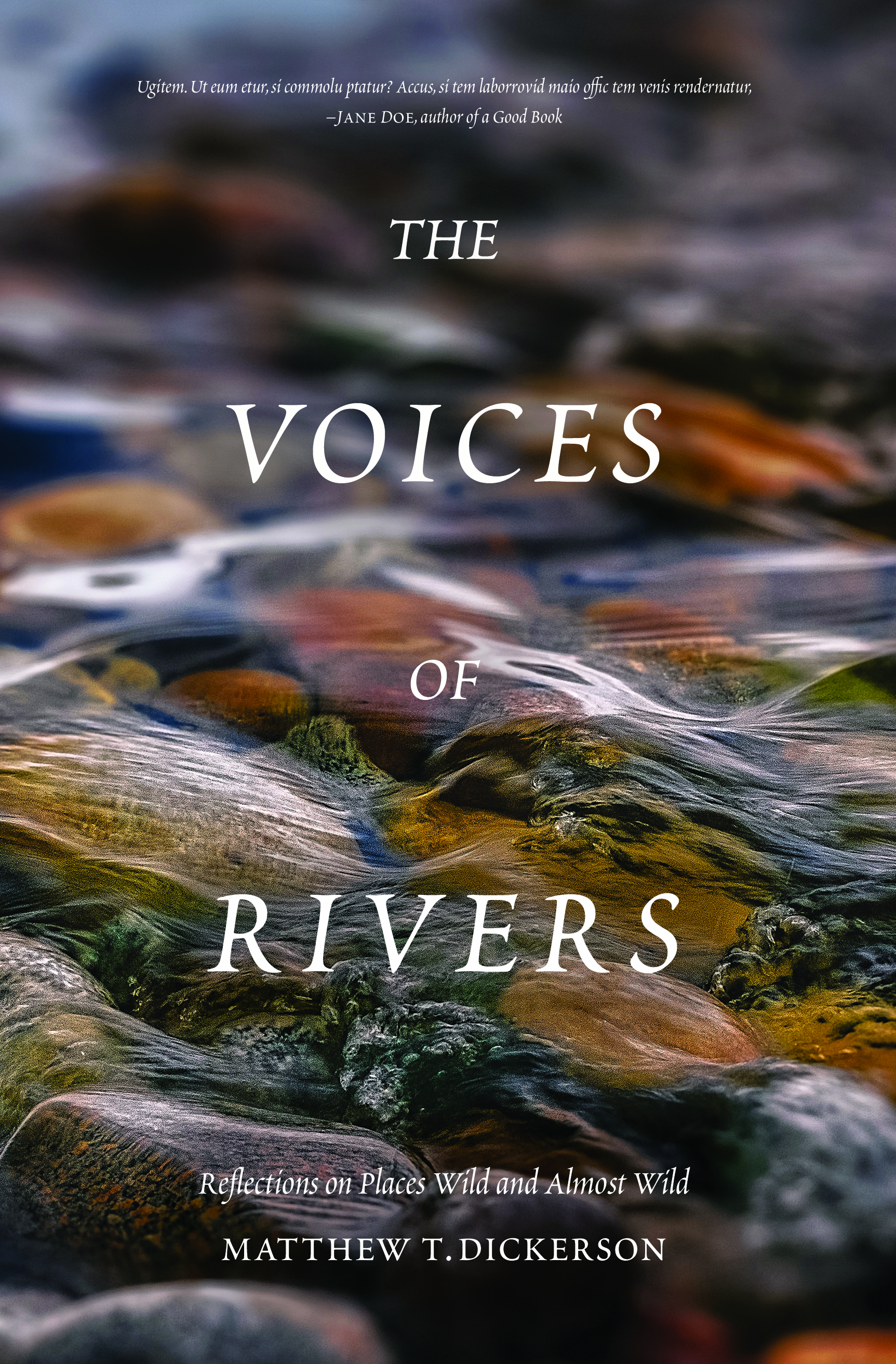 The Voices of Rivers