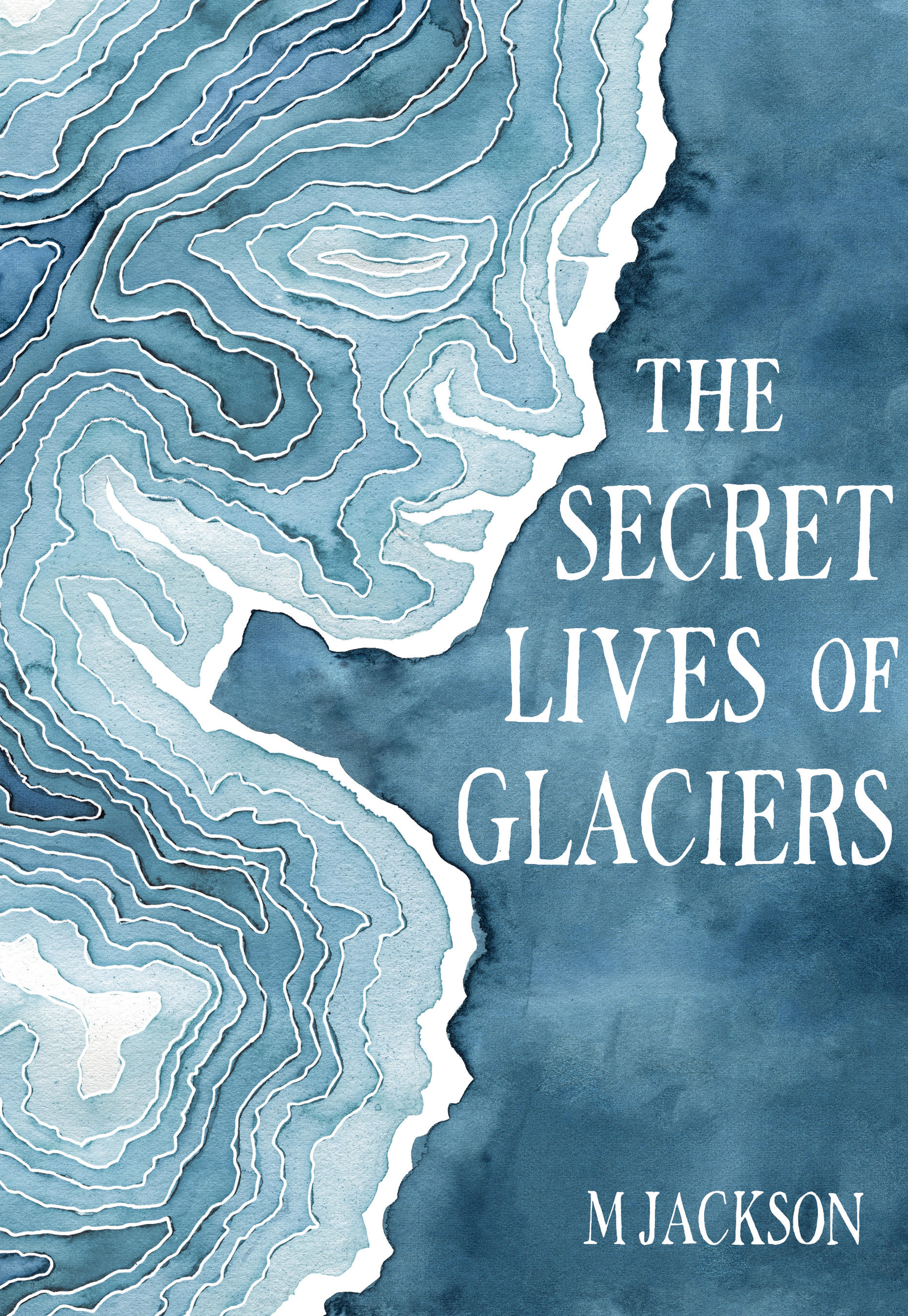 The Secret Lives of Glaciers