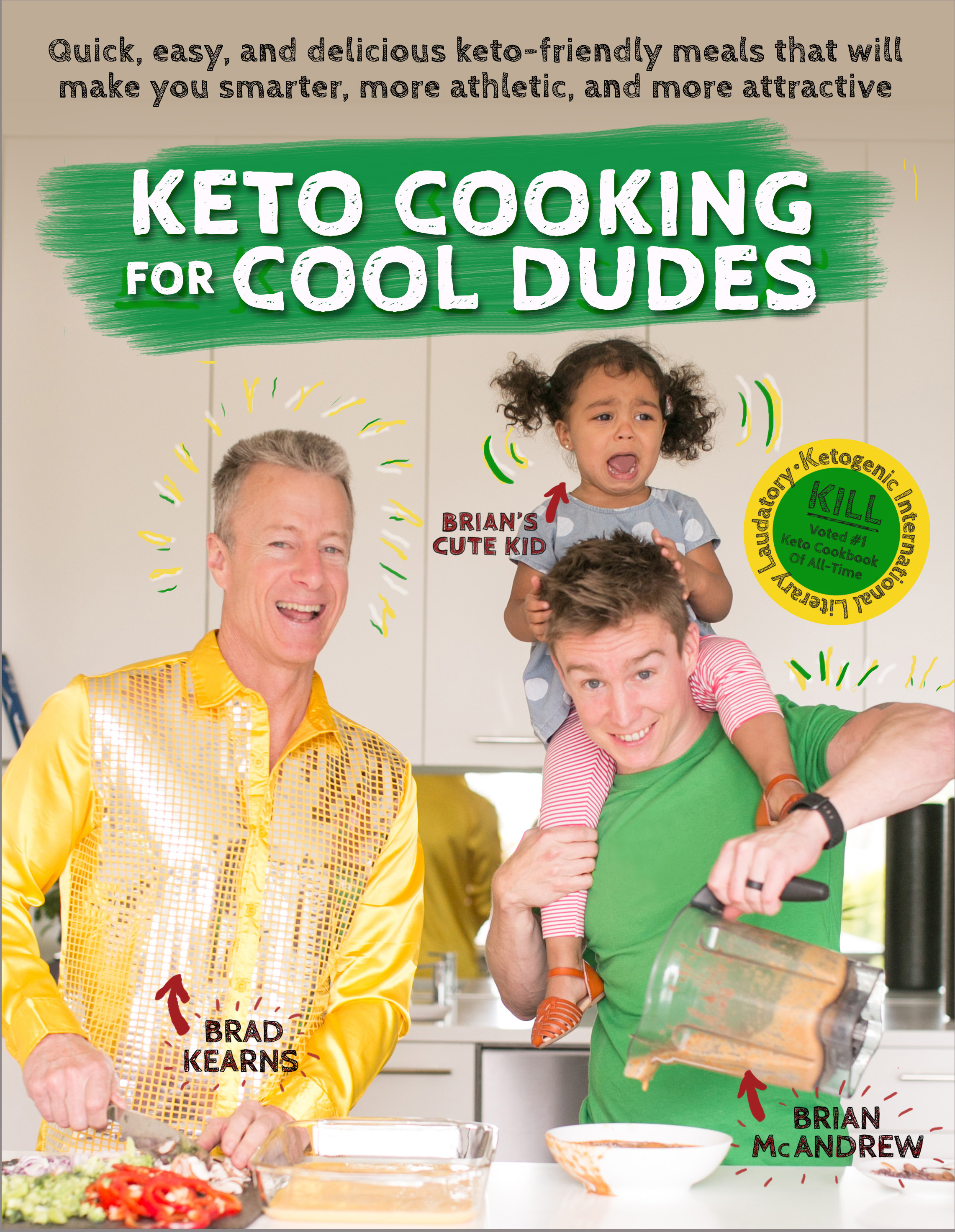 Keto Cooking for Cool Dudes