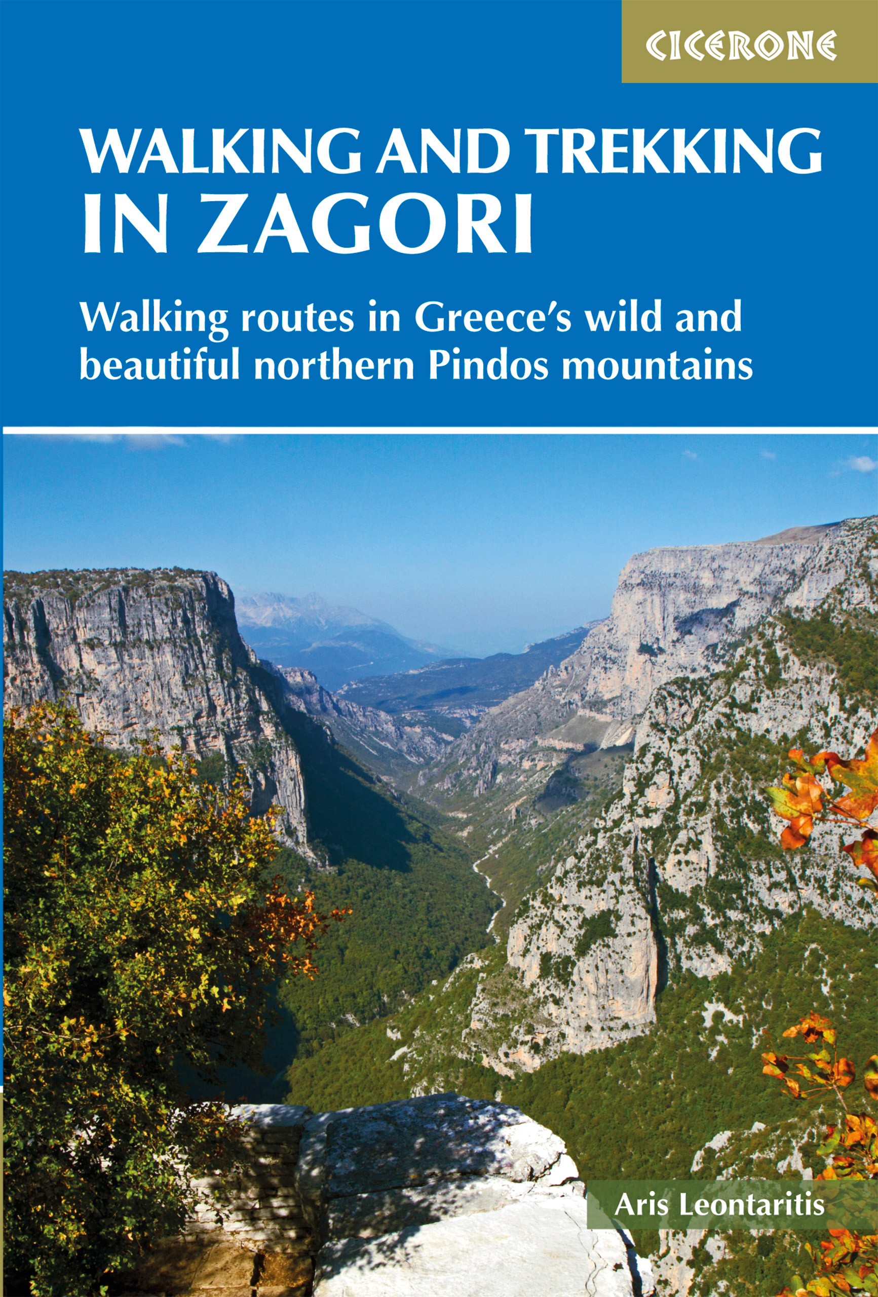 Walking and Trekking in the Zagori