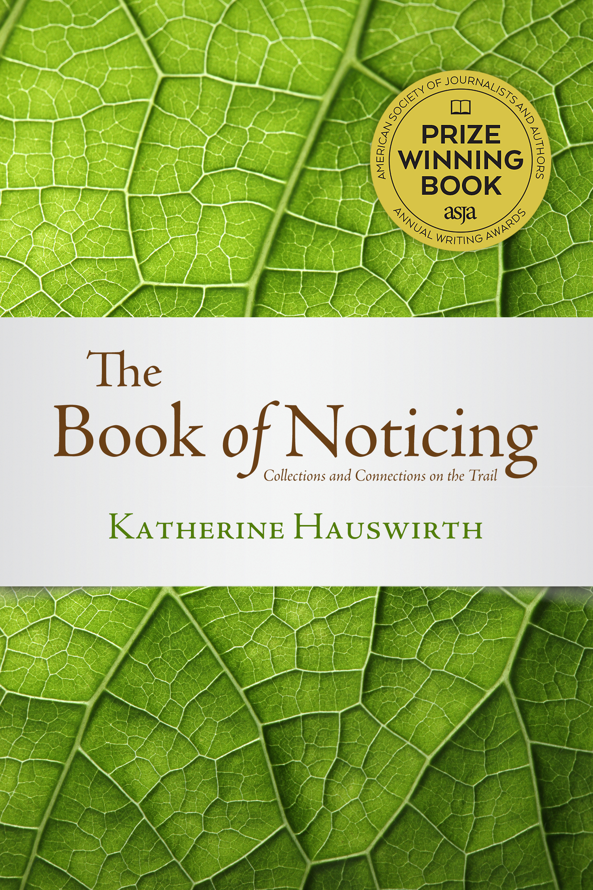 The Book of Noticing