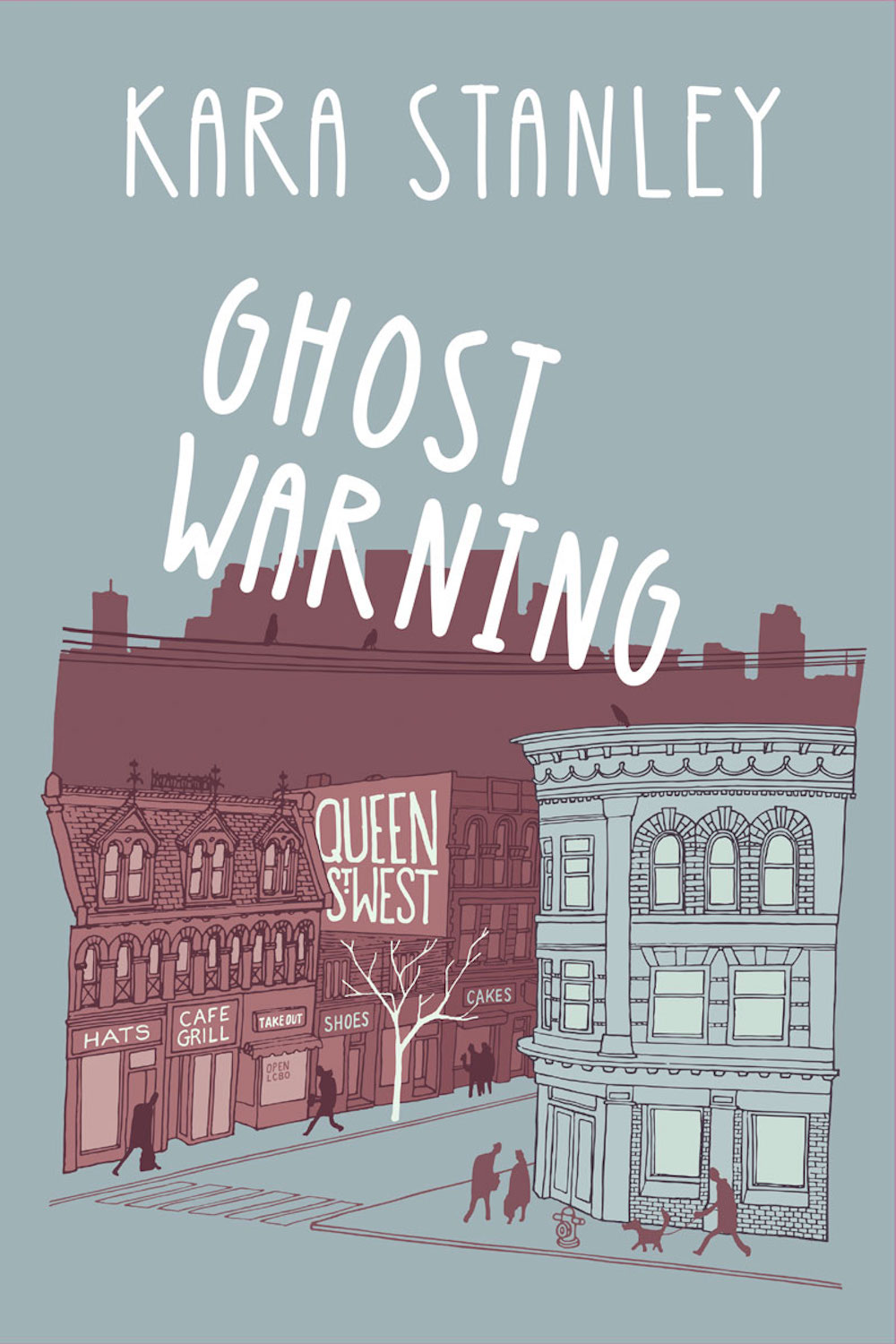 Ghost Warning