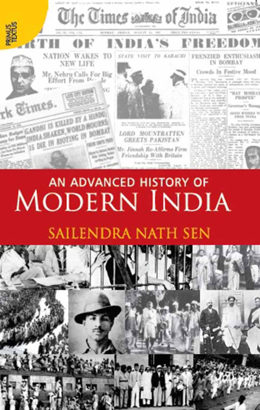 An Advance History of Modern India