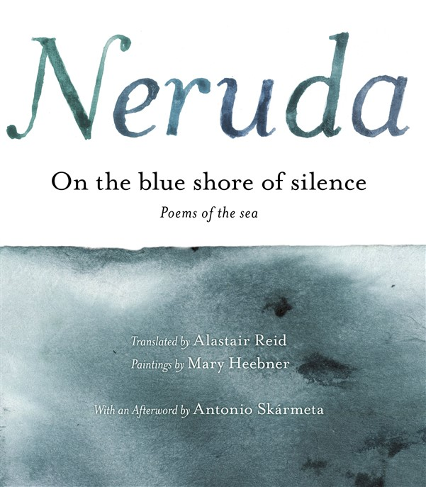 A la Orilla Azul del Silencio