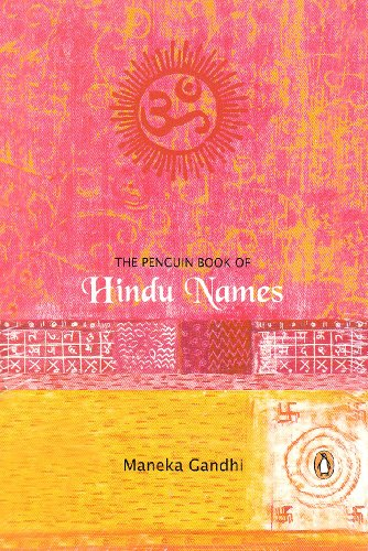 PENGUIN BOOK OF HINDU NAMES.