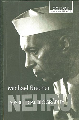 NEHRU: A Political Biography.