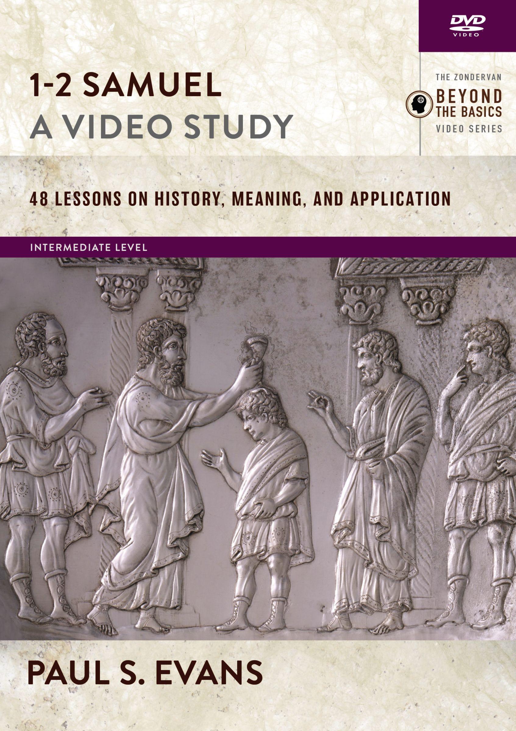 1-2 Samuel, A Video Study